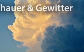 Schauer und Gewitter am 26. und 27. September 2021
